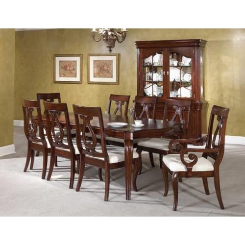 Amazon.com - Chateau Calais Dining Room Set by Broyhill Furniture ...