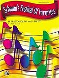 Schaum's Festival of Favorites, Schaum, John W., 0769270301
