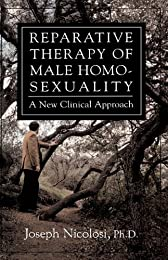 Reparative Therapy of Male Homosexuality: A New Clinical Approach