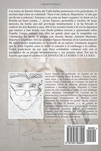 La España de la rabia y de la idea: Amazon.es: Figuero, Javier, Moreno, Teo: Libros