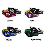 Silicone Bracelets Power Balance Silicone Wristband NBA Basketball Team Silicone