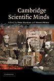 Front cover for the book Cambridge Scientific Minds by Peter Harman