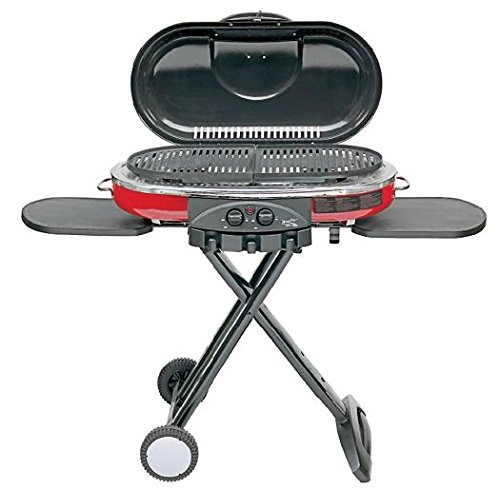 Coleman Machine 2000005493 Grill Roadtrip Lxe Red by Coleman