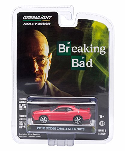 New 1:64 HOLLYWOOD SERIES 9 - RED BREAKING BAD 2012 DODGE CH