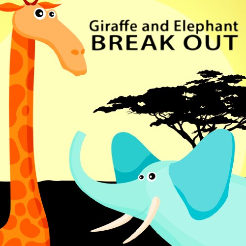 Giraffe and Elephant Break Out