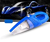 PLLP Four-in-one Multi-function Wet and Dry Dual-use High-power Portable Vacuum Cleaner Vacuum Pump Test Tire Pressure,Blue