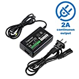Insten Battery Wall Charger Compatible With Sony PSP-110 PSP-1001 PSP 1000 / PSP Slim & Lite 2000 / PSP 3000 Replacement AC Adapter: more info