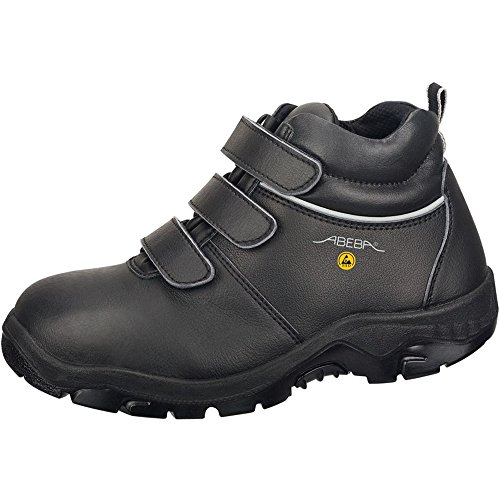 Abeba 32281-45 Anatom Chaussures de sécurité bottes ESD Taille 45 Noir