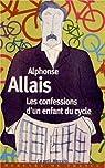 Les confessions d'un enfant du cycle par Allais