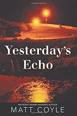 book cover of Yesterday\'s Echo