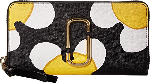 Marc Jacobs Women's Snapshot Daisy Standard Continental Wallet Yellow/Multi One Size by Marc Jacobs