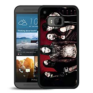 Unique And Popular HTC ONE M9 Case ,Motionless In White (2) Black HTC ONE M9 Screen Cover Beautiful Designed