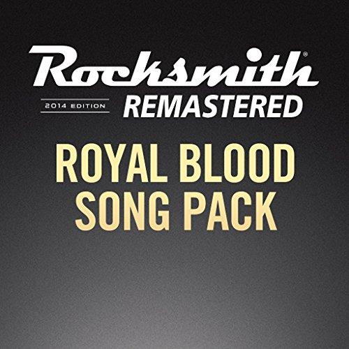 Rocksmith 2014 - Royal Blood Song Pack - PS4 [Digital Code]