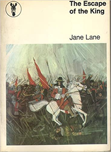 The Escape of the King cover