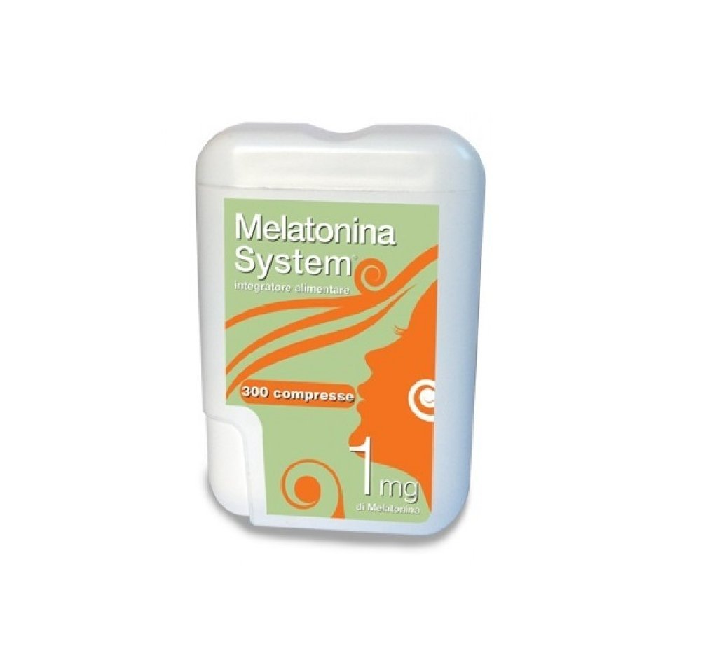 Melatonina System 300 cpr: Amazon.es: Salud y cuidado personal