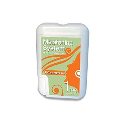 Melatonina System 300 cpr