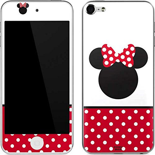 Minnie Mouse iPod Touch (6th Gen, 2015) Skin - Minnie Mouse Symbol Vinyl Decal Skin For Your iPod Touch (6th Gen, 2015) by Skinit