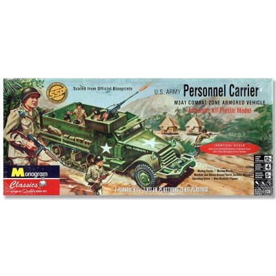 Personnel Carrier -