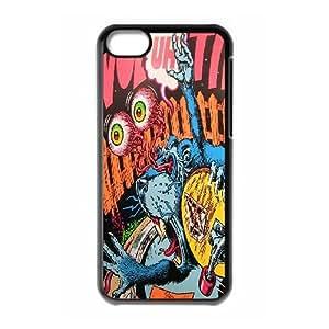 iPod Touch 6 Phone Case Black volcom design BVGJ8784655