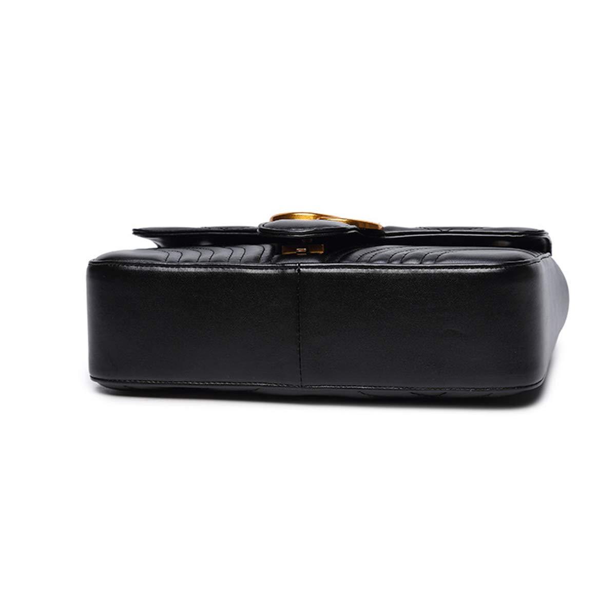 2019 neue lamm muster Gold kette umhängetasche mini umhängetasche umhängetasche umhängetasche damen handtasche handtasche klassische abendtasche (schwarz, Small) B07P9NLDN5 Damenhandtaschen Adoptieren f24375