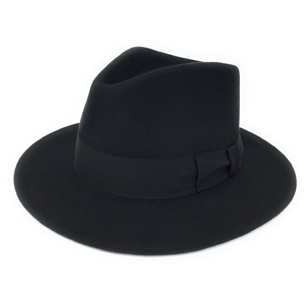 c24dac89c Amazon.com: Cotswold Country Hats Handmade 100% Wool Felt Crushable ...