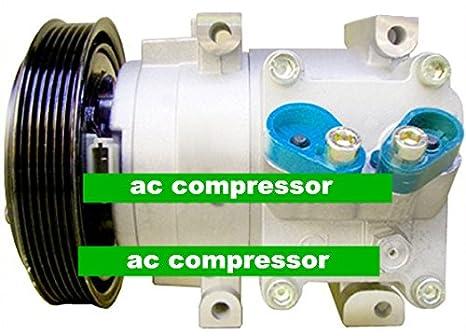 GOWE compresor para auto ca HS15 Auto AC Compresor para coche Ford Fiesta 1.6 5s65 - 19d629-da 5 N15 - 19d629-ba 5s6519d629da 5 N1519d629ba F500: Amazon.es: ...