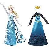 Hasbro Disney Frozen Coronation Change Elsa (0.64 cm)