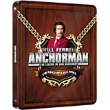 Anchorman: The Legend of Ron Burgundy (2-Disc Extended Cut) Limited Edition Steelbook