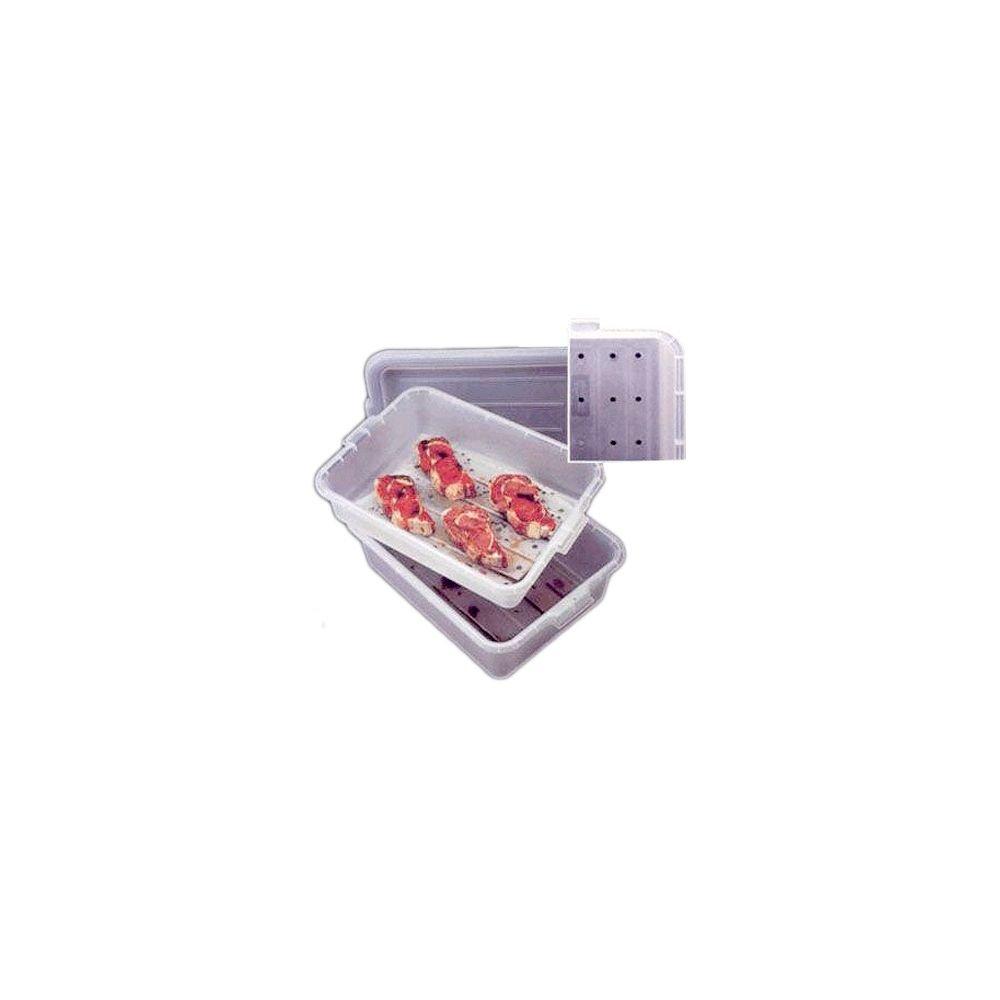 Prolon M1556 21'' x 15-1/2'' x 7'' White 3-Piece Colander Set