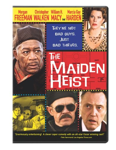 The Maiden Heist - Everett Macy's