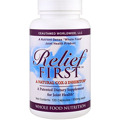 Greens First Relief Cox-2 Inhibitor for Joint, 120 count