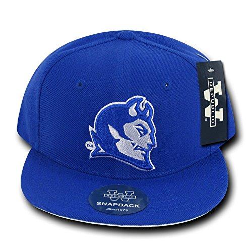 W REPUBLIC APPAREL The Freshman, College Snapbacks (Central Connecticut State University, Blue)