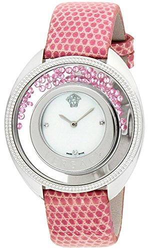 VERSACE watch Destiny Precious white pearl dial 86Q951MD497S111 Ladies