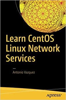 Book Learn CentOS Linux Network Services
