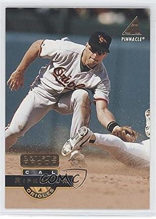 Amazoncom Cal Ripken Jr Baseball Card 1994 Pinnacle