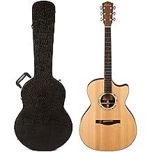 Eastman AC422CE Grand Auditorium Cutaway Acoustic-Electric Guitar