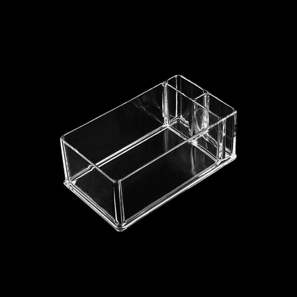 Paper Serviette Dispenser Straws Organiser for Dining Table Home Decor Tissue Box Clear Acrylic Cocktail YFairy Bar Caddy Napkin Holder