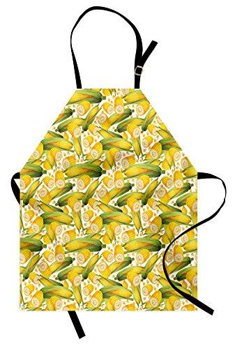 Corn On The Cob Stalker Stalk Food Stand Funny Adult Costume Unisex Halloween