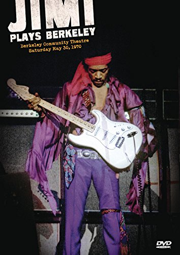 Abe Jacob - Jimi Plays Berkeley [No USA] (Germany - Import, NTSC Format)