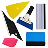 Ehdis® New Arrival!! 6 PCS Vehicle Glass Protective Film Car Window Wrapping Tint Vinyl Installing Tool: Squeegees, Scrapers