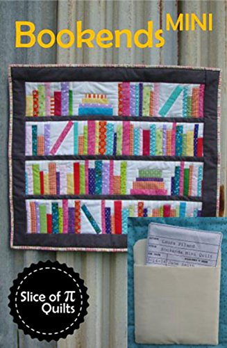 Bookends Mini Quilt Pattern by Slice of Pi Quilts 24