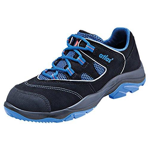 largeur XP Chaussures sécurité noir 11 Taille Atlas S1P basses 43 205 de xwBaRZ8a