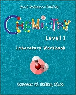 Amazon.com: Real Science-4-Kids Chemistry I Laboratory Worksheets ...