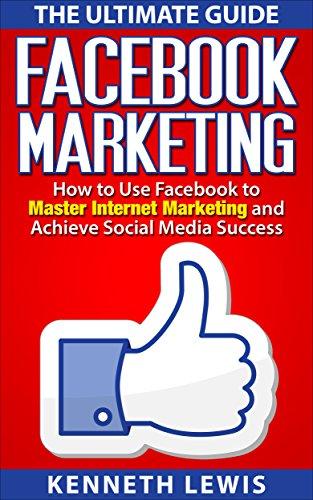 Facebook Marketing Internet Included Strategies ebook product image