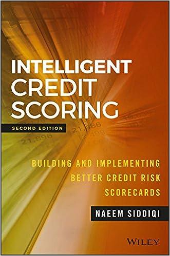 The Credit Scoring Toolkit Pdf