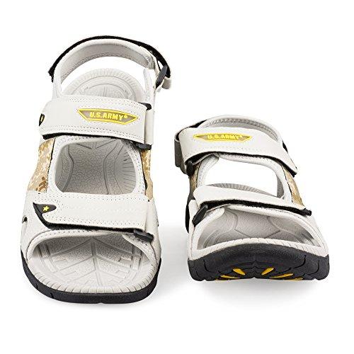 Oss Armé Mens Troy Athletic Sandal Sand