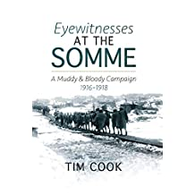 Eyewitnesses at the Somme: A Muddy and Bloody Campaign 1916–1918