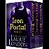 Iron Portal Boxed Set Collection (Books 1-3) (Iron Portal Paranormal Romance Series)