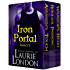 Iron Portal Boxed Set Collection (Books 1-3, Iron Portal Paranormal Romance Series) (Iron Portal Series)