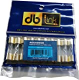 db Link AGU60NGB 60 Amp Gold/Nickel Plated AGU Fuses